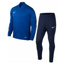 Nike Herren Academy 16 Knit Tracksuit Trainingsanzug blau XL