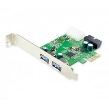 Syba SD-PEX20139 2 Port USB 3.0 and One USB 3.0 19 Pin Internal Header Card