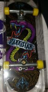 Tech Deck Darkstar 96mm Fingerboard Skateboard Snake Series 10 Ultra Rare