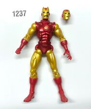Marvel Legends IRON MAN Classic From Iron Monger Series Hasbro 2013