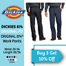 DICKIES 874 Mens Work Pants Original Fit Uniform School Trousers Dickies Pants