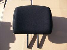 PEUGEOT 206 REAR SEAT HEADREST BLACK FROM 2004 3 DOOR