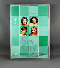 SEX AND THE CITY: SEASON 3 (DVD 3-DISC SET) - VERY GOOD TO EXCELLENT CONDITION