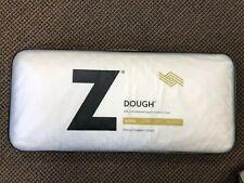 Malouf Z Dough Tencel Cover Pillow - KING - White - Customer Return