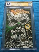 Spectre #1 - DC - CGC SS 9.6 NM+ - Signed by Tom Mandrake - GITD
