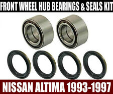 Fits:Nissan Altima 1993-1997 Front Wheel Hub Bearings & Seals Set Left & Right