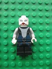 Lego ASAJJ VENTRESS Minifigure Star Wars 7957 Sith Nightspeeder