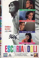 Escoriandoli (1996) VHS Eagle   Gerini Ferrari Golino Cervi