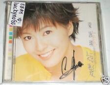 Gigi Leung Autograph cd Liang Yong Qi Duan Fa