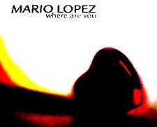 "12"" - MARIO LOPEZ - WHERE ARE YOU (TECHNO HOUSE) NUEVO - NEW FROM STORE LISTEN"