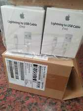 Wholesale Box of 10 iPhone 11, X, MD818ZM/A Lightning to USB Charging Cable