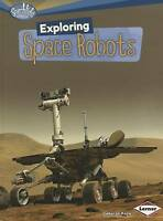 Exploring Space Robots (Searchlight Space) by Kops, Deborah, NEW Book, FREE & Fa