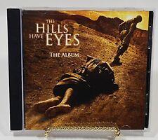 The Hills Have Eyes 2 by Tomandandy (CD, Jul-2007, Bulletproof)