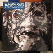 Il Teatro Degli Orrori – Il Mondo Nuovo 2 X LP 2012 Blue sticker