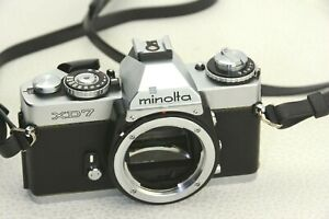 Minolta XD7 SLR Kamera Body