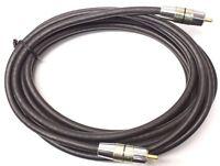 Belkin Premium Subwoofer Premium Coaxial RCA Stereo Digital Audio Cable 12FT