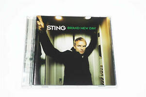 STING BRAND NEW DAY 315846070000 CD A14366