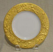 Rosenthal Wiinblad Gold Sarastro Magic Flute Bread Plate