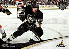 2012 Pinnacle Pittsburgh Penguins Draft #1 Sidney Crosby