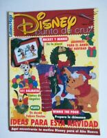 RPC REVISTA PUNTO DE CRUZ LABORES DEL HOGAR DISNEY 2004
