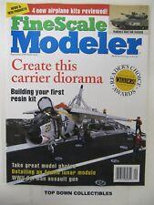 Fine Scale Modeler Magazine September 1999 Readers Choice Awards Winners