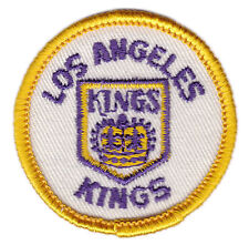 "1972 LOS ANGELES KINGS NHL HOCKEY KRAFT FOODS VINTAGE 2"" TEAM LOGO PATCH"