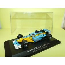RENAULT F1 TEAM R202 2002 J. BUTTON UNIVERSAL HOBBIES Collection M6 1:43
