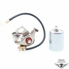 SET Zündkontakt + Kondensator für Bosch Zündung Mofa Moped Hercules NEU *