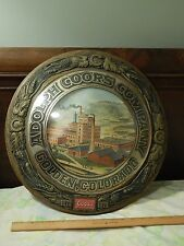 Adolf Coors Company_Golden, Colorado (1873-1973) 100th Anniversary Brewery Sign