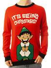 Ugly Christmas Party Sweater Unisex Men's Assorted Santa Xmas Sweatshirt