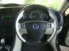 SAAB 9 3 AERO STEERING WHEEL 10/02-10/07
