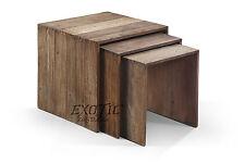 Möbel im Vintage -/Retro-Stil aus Massivholz fürs Esszimmer