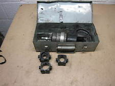 Kearney Type Ph Power Hydraulic Operated Crimper Head W/ 3 Die Sets