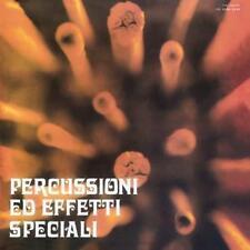 Percussioni Ed Effetti Speciali (2LP+CD) von Piero Umiliani (2016)