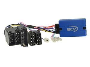 Iveco Daily 6 Avec GPS Et Sonorisation Adaptateur Autoradio de Volant Direction