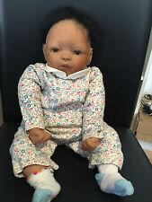 SIGIKID VINYL Puppe 55 cm ! Top Zustand