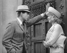 "Connie Stevens, Dean Jones ""Two on a Guillotine"" vintage movie still"