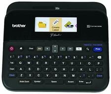 New Listingbrother P Touch Label Maker Pc Connectable Labeler Ptd600 Color Display High