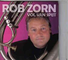 Rob Zorn-Vol Van Spijt cd single