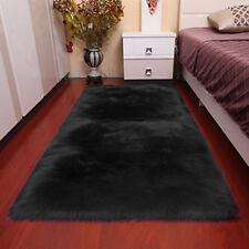 Super Soft Large Faux Sheepskin Rugs Wool Fluffy Fake Fur Rugs Carpets Sofa Mats