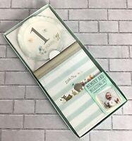 Baby Boy Girll Shower Gift Memory Milestone Monthly Stickers Photo Album B32-7