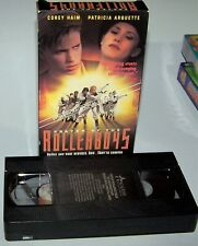 Rare! Prayer of the Rollerboys Full-Length Screening VHS Cassette - Cult Classic