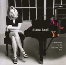 Krall, Diana - All For You Nuevo CD