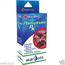 Blue Life Blue Vet RX Phosphate Rx 1 oz Reef Safe Phosphate Removal