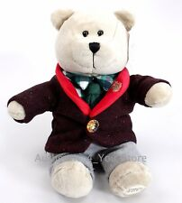 NEW 2017 Starbucks Christmas Bearista Bear 135th Edition - Limited Edition Plush