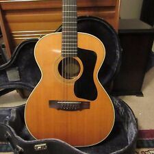 1967 Guild F-212 12 String Acoustic Guitar Hoboken Made American Guitar w/OHSC