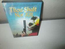 Ken Castillo THOU SHALL NOT KILL rare dvd Urban Latino GRACE SERRANO Al Coronel