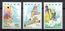 Dutch Antilles / Aruba - 1993 Sailing Mi. 125-27 MNH