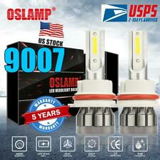 MINI 9007 HB5 COB LED Headlight Kit HI-LO Dual Beam Bulbs 6000K 1500W 225000LM