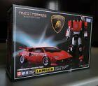 Transformers Masterpiece MP-12 Sideswipe LP500S Lambor KO SEALED🇺🇸NEW USA!